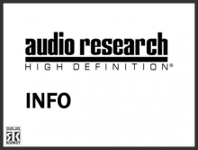 Audio Research Webseite