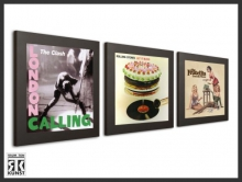 Art Vinyl 3er-Set