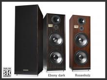 Classic 200   / Ebony dark und Rosenholz