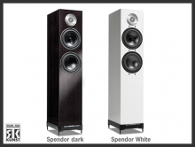 D7 / Spendor dark, Spendor White -------------------------------